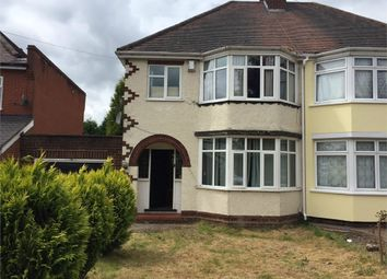 Thumbnail 3 bedroom semi-detached house for sale in Rosemary Crescent West, Wolverhampton