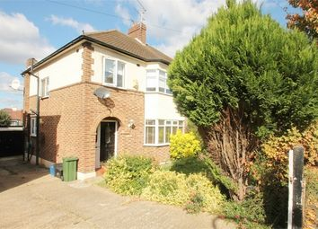 Thumbnail 3 bed semi-detached house for sale in Summit Drive, Woodford Green