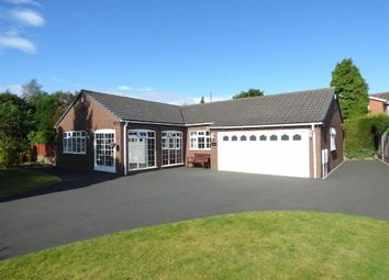 Thumbnail 3 bed detached bungalow for sale in Garfield Road, Red Lake, Telford, Shropshire