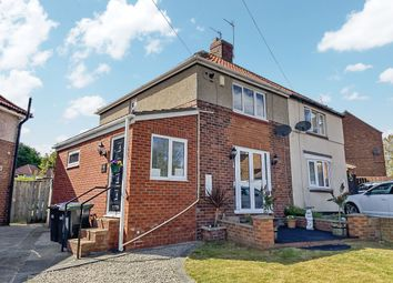 Thumbnail 2 bed semi-detached house for sale in Willow Grove, Horden, Peterlee
