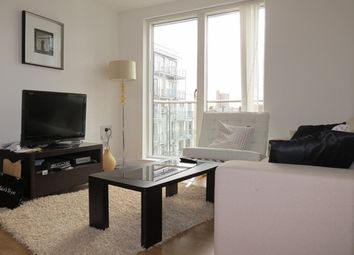 Thumbnail 1 bed flat to rent in Caspian Wharf, Sargasso Court, Bow