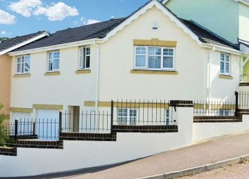 Thumbnail 3 bedroom terraced house for sale in Chestnut Crescent, Chudleigh, Newton Abbot