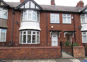Thumbnail 5 bedroom terraced house to rent in Wingrove Road, Fenham