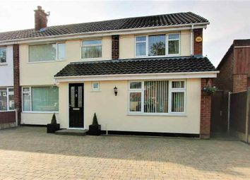 Thumbnail 4 bed semi-detached house for sale in Alt Road, Formby, Liverpool