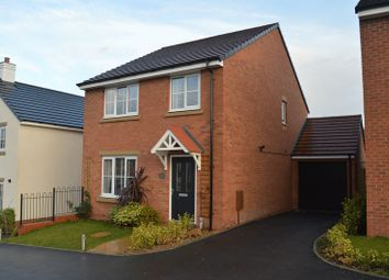 Thumbnail 4 bedroom detached house for sale in Chatham Court, St Georges, Telford, Shropshire.