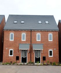 "Thumbnail 3 bed terraced house for sale in ""The Moseley"" at Lakes Road, Derwent Howe Industrial Estate, Workington"