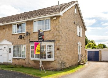 Thumbnail 3 bed end terrace house for sale in Field Avenue, Thorpe Willoughby, Selby