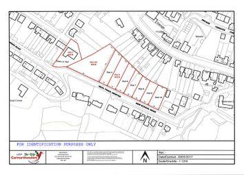 Thumbnail Land for sale in New School Road, Garnant, Ammanford, Carmarthenshire.