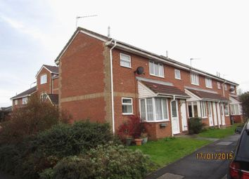 Thumbnail 1 bedroom terraced house to rent in Great Meadow Road, Bradley Stoke, Bristol
