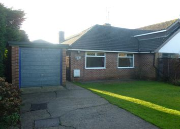 Thumbnail 2 bed semi-detached bungalow to rent in Barn Lane, Oakley, Basingstoke
