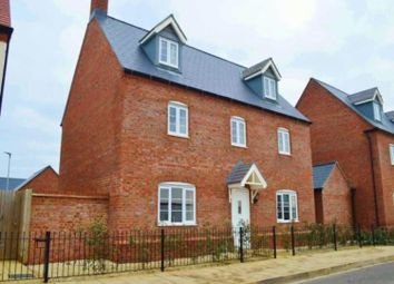 Thumbnail 6 bed detached house to rent in Kingsmere, Bicester