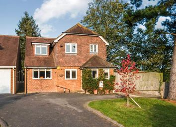 Thumbnail 4 bed detached house for sale in Nightingale Road, Godalming, Surrey
