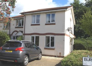 Thumbnail 3 bedroom end terrace house to rent in Burgess Green Close, St. Annes Park, Bristol