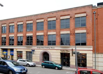 Thumbnail 2 bed flat to rent in 33 George Street Trading House, George Street, The Lace Market, The City, Nottingham