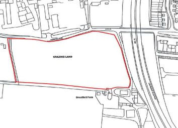 Thumbnail Land to let in Barrow Lane, Cheshunt