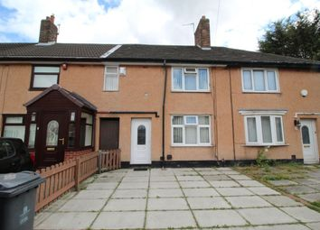 Thumbnail 2 bedroom terraced house for sale in Wimborne Close, Liverpool