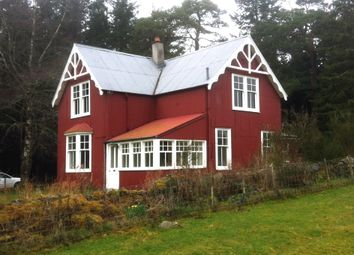 Thumbnail 4 bed detached house for sale in Dulnain Bridge, Grantown-On-Spey