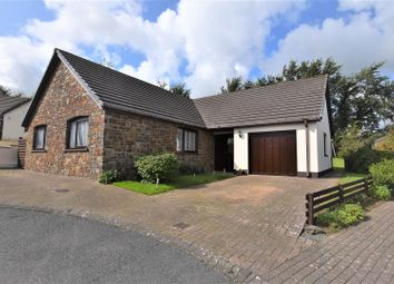 Thumbnail 3 bed detached bungalow for sale in Haul Y Bryn, Wolfscastle, Haverfordwest