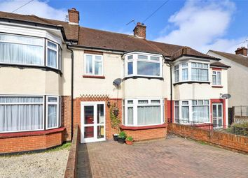 Thumbnail 3 bed terraced house for sale in Gazehill Avenue, Sittingbourne, Kent