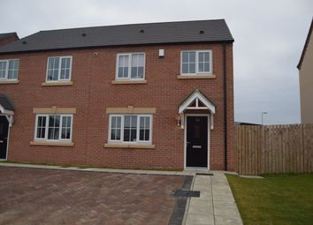 Thumbnail 3 bed semi-detached house to rent in Timperley Close, Wakefield