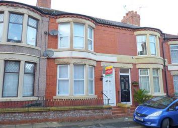 Thumbnail 2 bed property to rent in Kingsley Street, Birkenhead