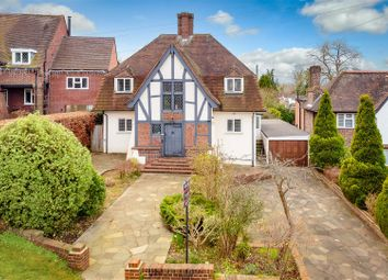 Thumbnail 4 bed detached house for sale in Tudor Close, Banstead