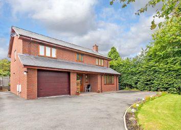 Thumbnail 4 bedroom detached house for sale in Llanyre, Llandrindod Wells