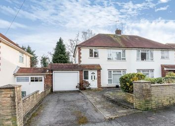 3 bed semi-detached house for sale in Frimley, Camberley, Surrey GU16