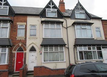 Thumbnail 2 bed shared accommodation to rent in Bowyer Road, Alum Rock, Birmingham, West Midlands