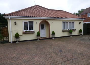 Thumbnail 3 bed detached bungalow to rent in High Holme Road, Louth
