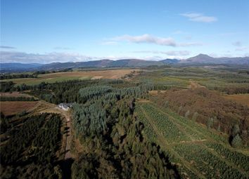 Thumbnail 4 bedroom country house for sale in Thornhill, Stirling