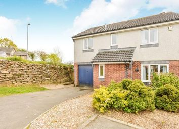 Thumbnail 4 bed end terrace house for sale in Liskeard, Cornwall, Uk