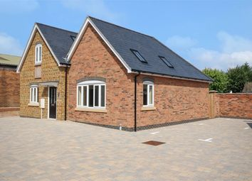 Thumbnail 3 bed detached house for sale in High Street, Moulton, Northampton