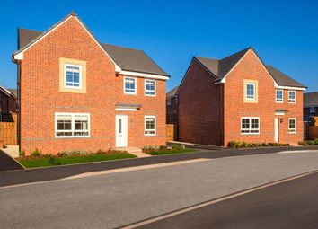"""Thumbnail 4 bedroom detached house for sale in """"Radleigh"""" at Birmingham Road, Bromsgrove"""