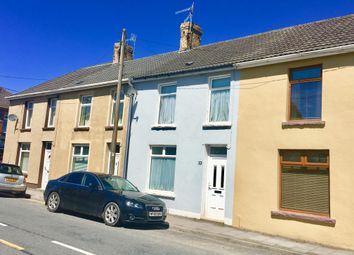 Thumbnail 3 bedroom terraced house to rent in Shingrig Road, Nelson, Treharris