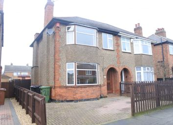 Thumbnail 3 bed semi-detached house for sale in Elmhurst Avenue, Melton Mowbray