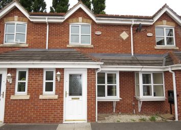 Thumbnail 2 bed terraced house to rent in Brockton Avenue, Farndon, Newark