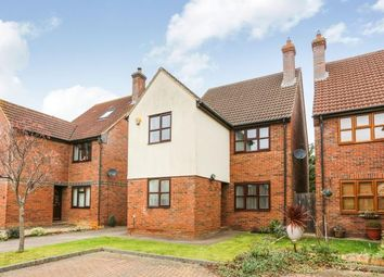 Thumbnail 4 bed detached house for sale in Rothbury Close, Sandy, Bedforshire, UK