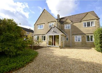 Thumbnail 5 bed detached house for sale in The Birches, Oakridge Lynch, Gloucestershire