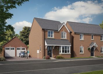 Thumbnail 3 bedroom detached house for sale in Keepers Cross, Tividale, Oldbury