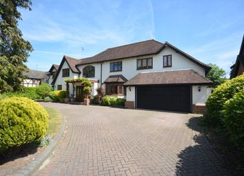 Thumbnail 6 bed detached house for sale in Elm Grove, Emerson Park, Hornchurch