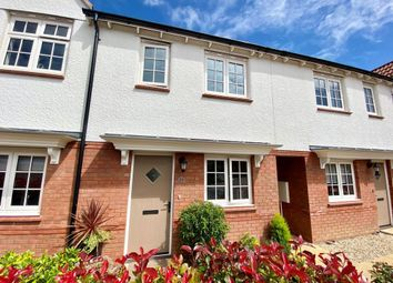 Thumbnail 2 bed terraced house for sale in Wood Field Avenue, Roundswell, Barnstaple
