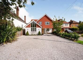 Thumbnail 4 bed detached house for sale in Effingham, Leatherhead, Surrey