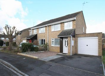 Thumbnail 3 bed semi-detached house for sale in Sevenfields, Highworth, Swindon