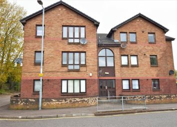 Thumbnail 2 bed flat for sale in Buchanan Street, Coatbridge