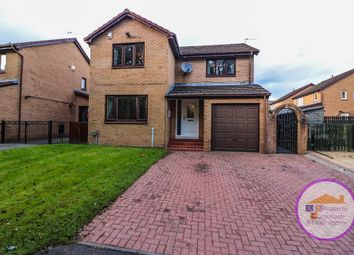 Thumbnail 4 bed detached house for sale in Mainhill Drive, Baillieston