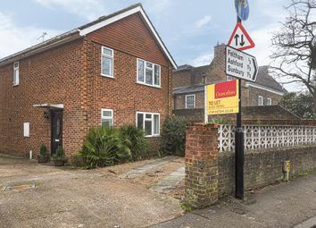 Thumbnail 3 bed detached house to rent in St Dunstans Road, Feltham