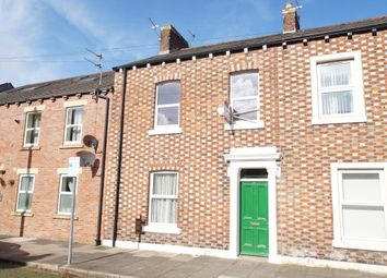 Thumbnail 3 bed property to rent in Edward Street, Carlisle