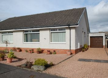 Thumbnail 2 bed semi-detached bungalow for sale in Rosemount Park, Blairgowrie