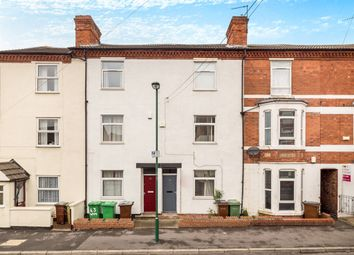 Thumbnail 4 bed terraced house for sale in Wimbourne Road, Nottingham